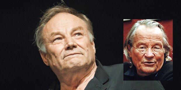 Festspiele: Regieguru Stein hat Blockade