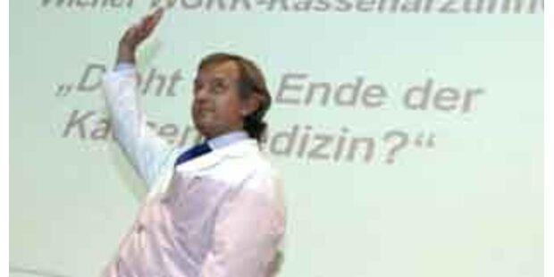 Ärzte legen Kdolsky am Dienstag Stellungnahme vor