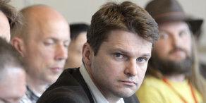 Steinhauser wird neuer Klubchef der Grünen