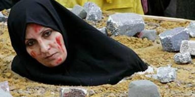 Grausamste Hinrichtung: Steinigung