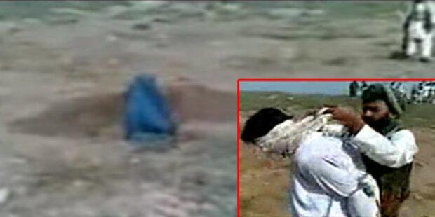 Taliban steinigen Paar wegen Ehebruchs