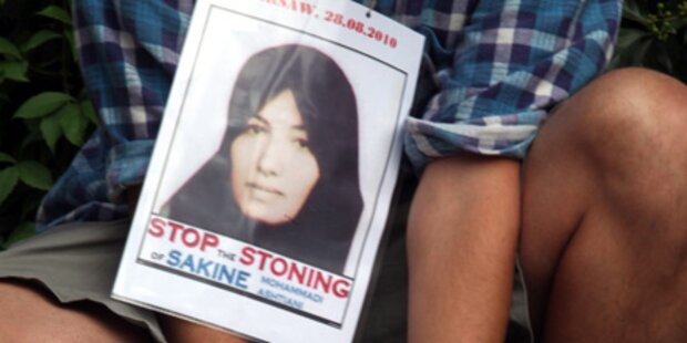 Iran stoppt Steinigung von Sakineh