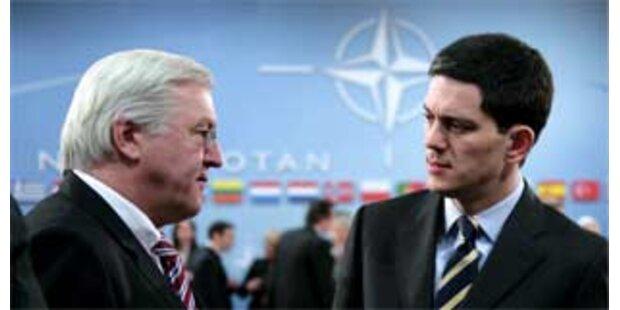Neue NATO-Mitglieder schon in einem Jahr?