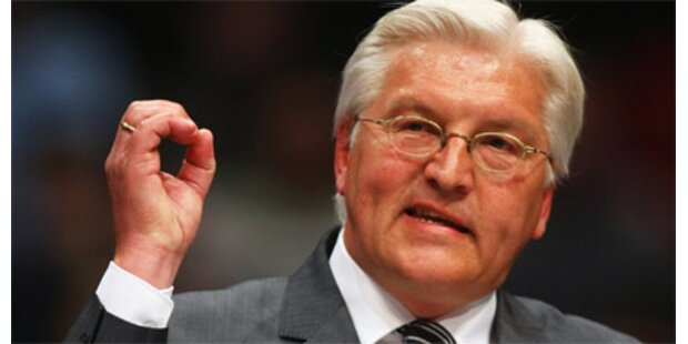 Steinmeier will Bundeskanzler werden