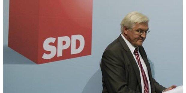 Steinmeier verzichtet auf Parteivorsitz
