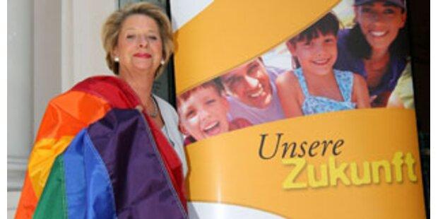 Ursula Stenzels Herz für Homos