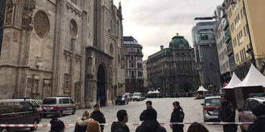 Wieder Bombendrohung gegen Stephansdom