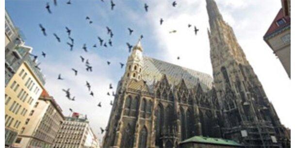 Wien zählte 2008 erstmals 10 Mio. Nächtigungen