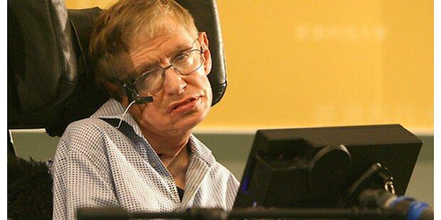 Frauen sind für Hawking komplettes Rätsel