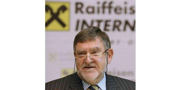 Rekordergebnis für Raiffeisen International