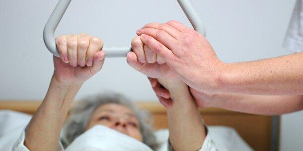 Mehrheit befürwortet Sterbehilfe