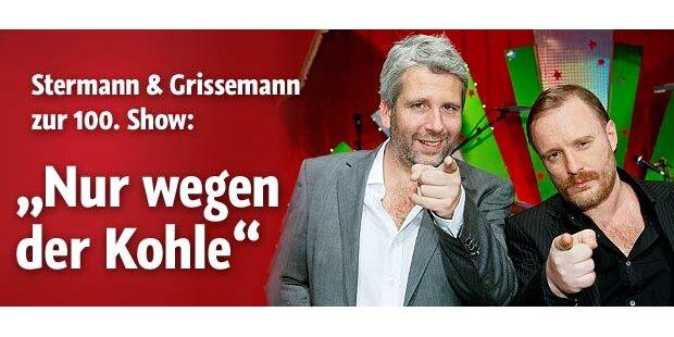 Zum 100. Mal Stermann & Grissemann