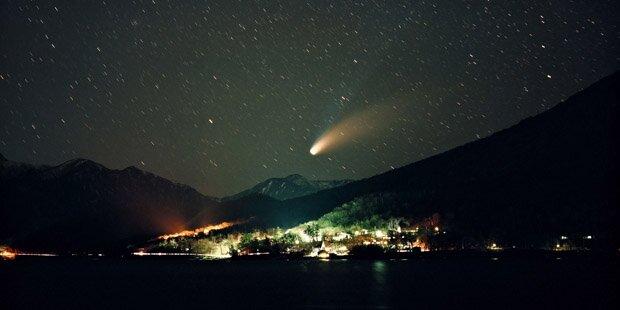 Heute ist Sternschnuppen-Nacht
