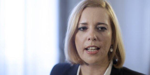 Sonja Steßl wechselt ins Kanzleramt