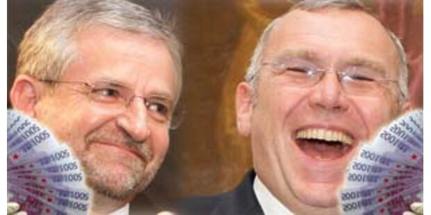 Koalition schmiedet Pläne für neue Steuern