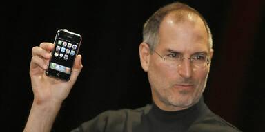 Das iPhone feiert seinen 10. Geburtstag