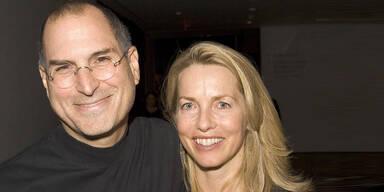 Witwe von Steve Jobs spendet 25 Mrd. Euro