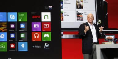 Windows 8 verkauft sich gut
