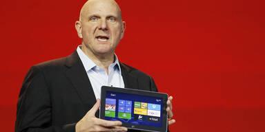 Einbrecher stahlen bei Microsoft nur iPads
