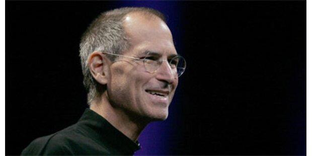 Steve Jobs kurz vor der Rückkehr!