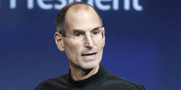 Steve Jobs soll nur mehr 6 Wochen leben