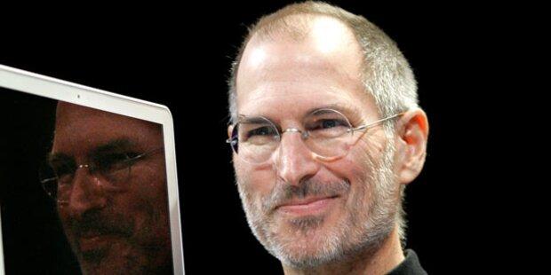 Nach Tod: Steve Jobs erhält 141 Patente