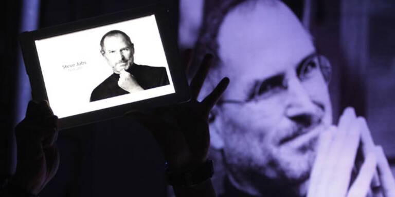 Video des Steve Jobs-Biografen veröffentlicht