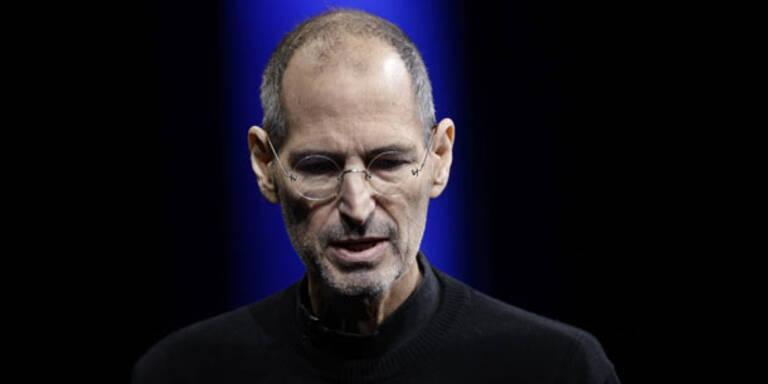 Steve Jobs wehrte sich lange gegen Krebs-OP