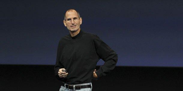 Steve Jobs Krank