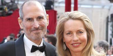 Witwe bringt Jobs' Disney-Milliarden in Stiftung
