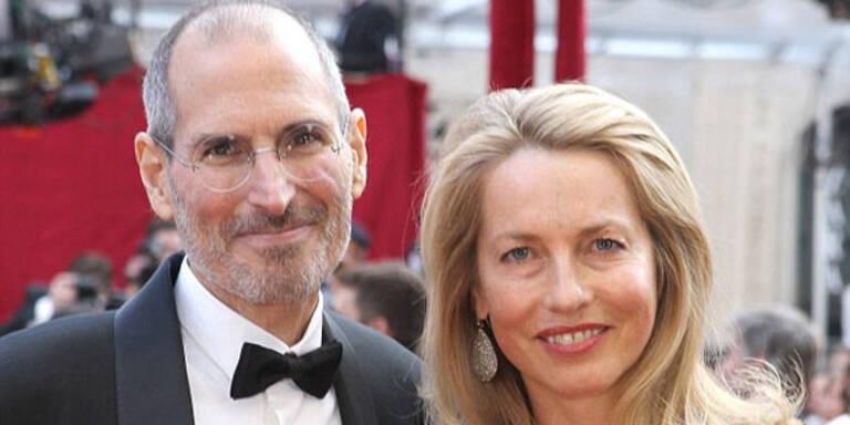 Steve Jobs' verstricktes Familienleben