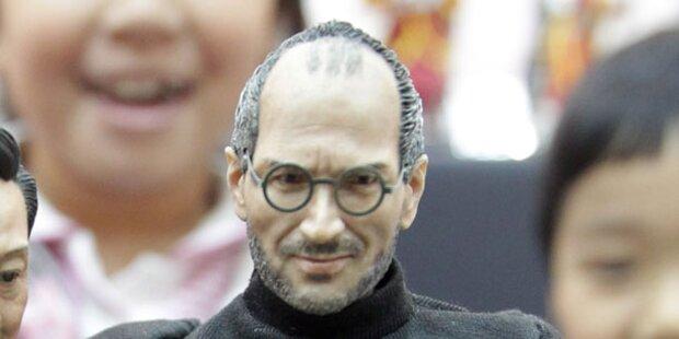 Apple stoppt Steve Jobs-Sammelfigur