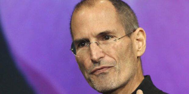 Trauer über Tod von Steve Jobs