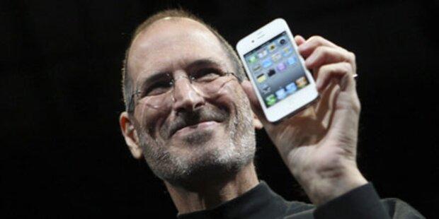 Die bisherigen Meilensteine des Steve Jobs
