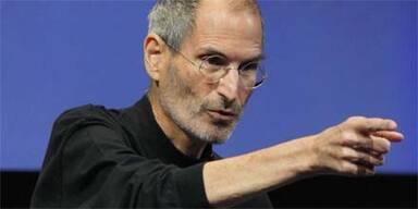 Apple-Chef Jobs heizt Zwist mit Adobe an