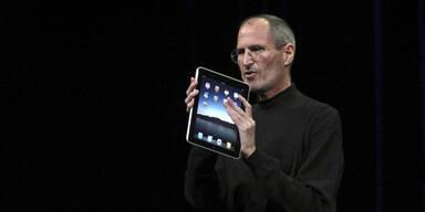 Steve Jobs plante noch neue iPhones & iPads