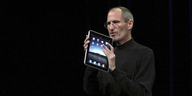 iPad 3 zu Steve Jobs' Geburtstag?