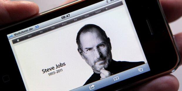Sony will Rechte für Steve Jobs-Film