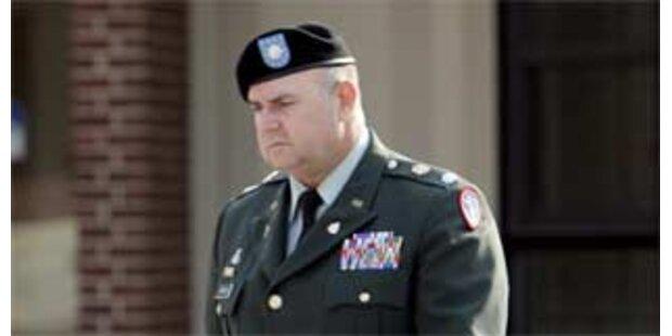 Abu-Ghraib-Offizier erhält nur eine Rüge