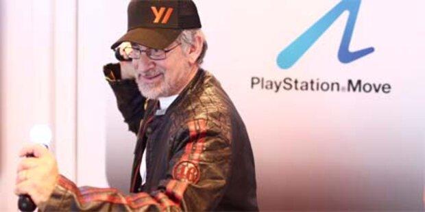 Bewegungssteuerung für die PS3 gestartet