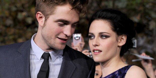 Pattinson & Stewart: Trennung auf Probe