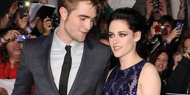 Kristen Stewart, Rupert Pattinson