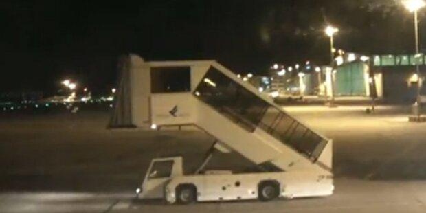 Schwäbische Stewardess neuer Star