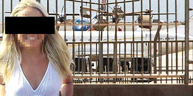 Koks-Stewardess: Drahtzieherin gefasst