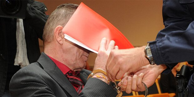 Steyr: Amok-Schütze kann sich nicht erinnern