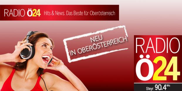 Willkommen bei Radio Ö24 Oberösterreich