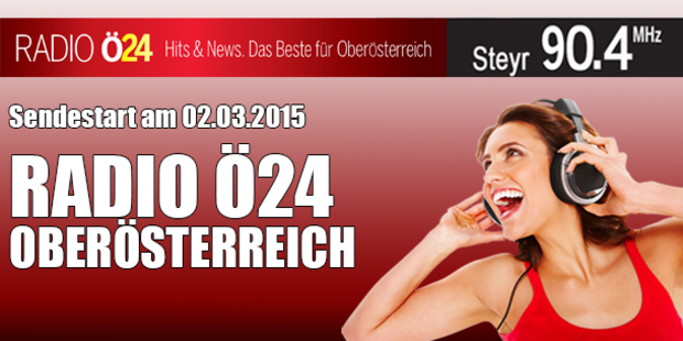 Erfolgreicher Start von Radio Ö24 Oberösterreich in Steyr