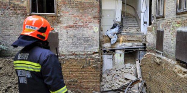 Baufirma schuld an eingestürztem Haus