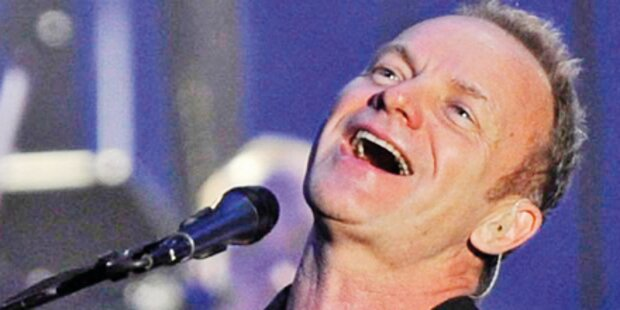 Sting: Greatest Hits & großes Orchester