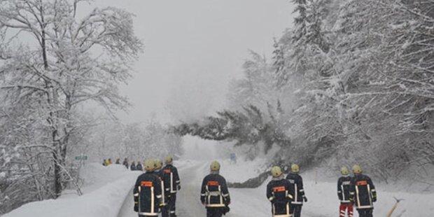 Winter der Schnee-Rekorde